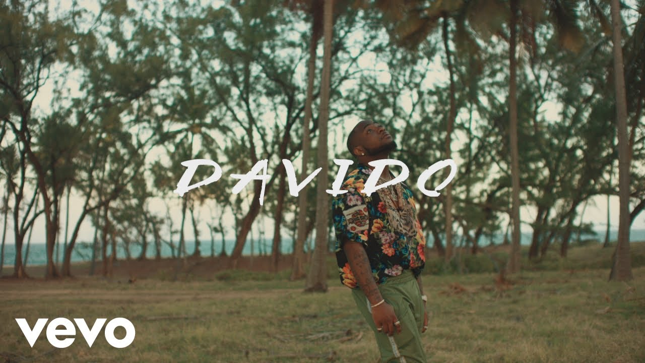 davido assurance official video