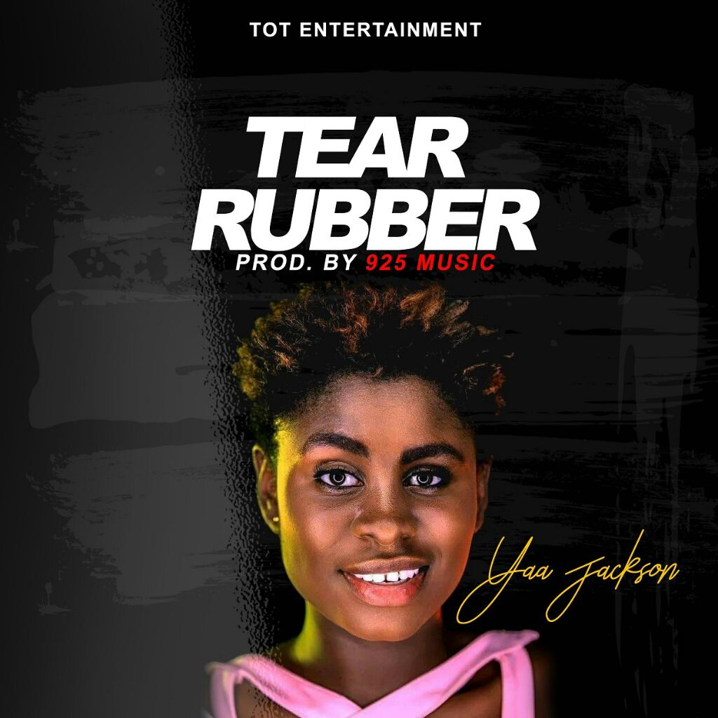 yaa jackson tear rubber