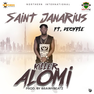 Saint Janarius Killer Alomi Ft