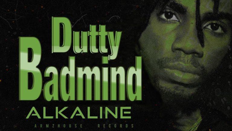 Alkaline – Dutty Badmind Prod By ArmzHouse Records