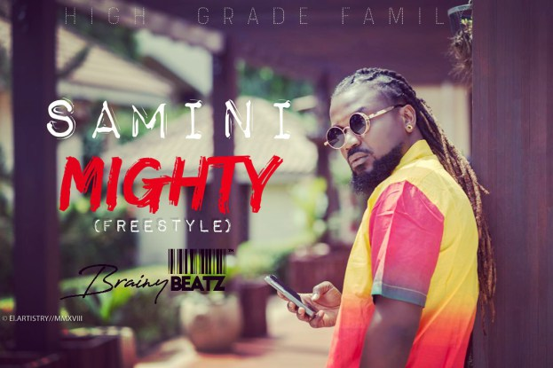 Samini – Mighty Freestyle Prod