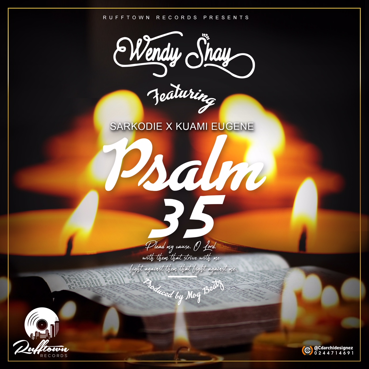 Wendy Shay Psalm  Ft