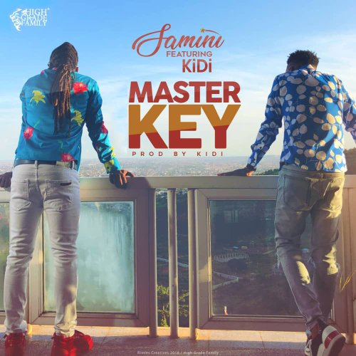 Samini ft KiDi Cover Art