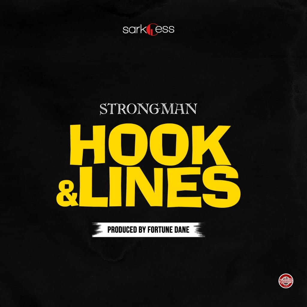 Strongman Hook And Lines artwork