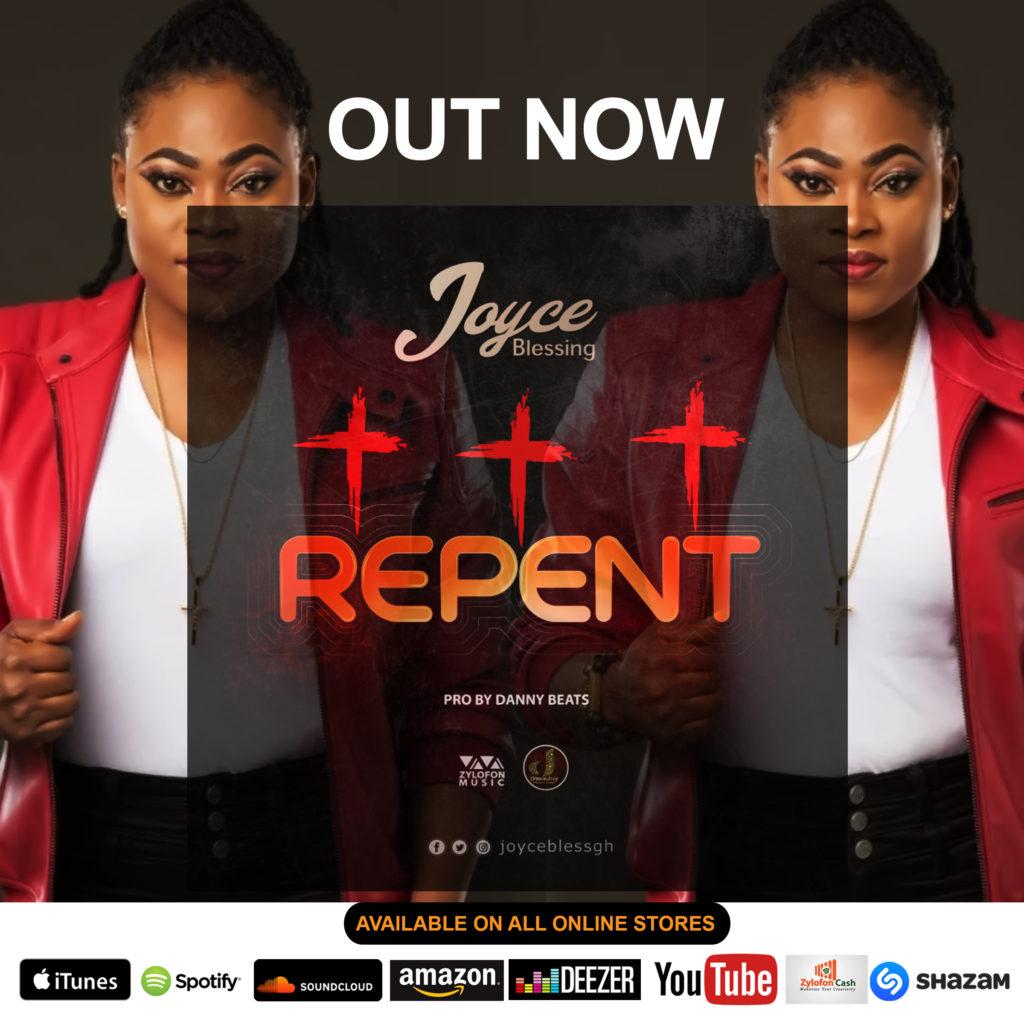 Joyce Blessing Repent Prod