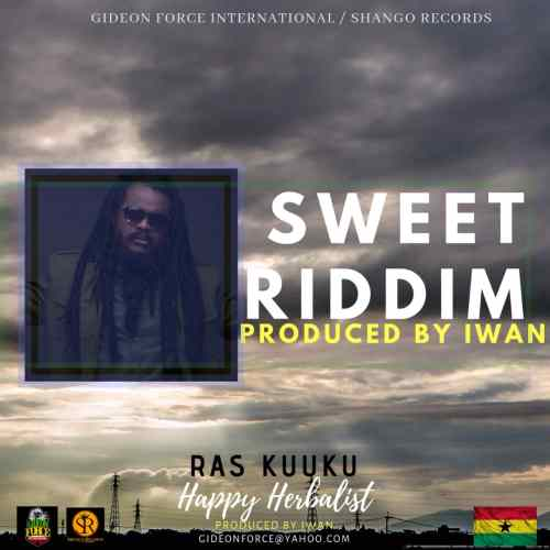 Ras Kuuku Happy Herbalist Cover