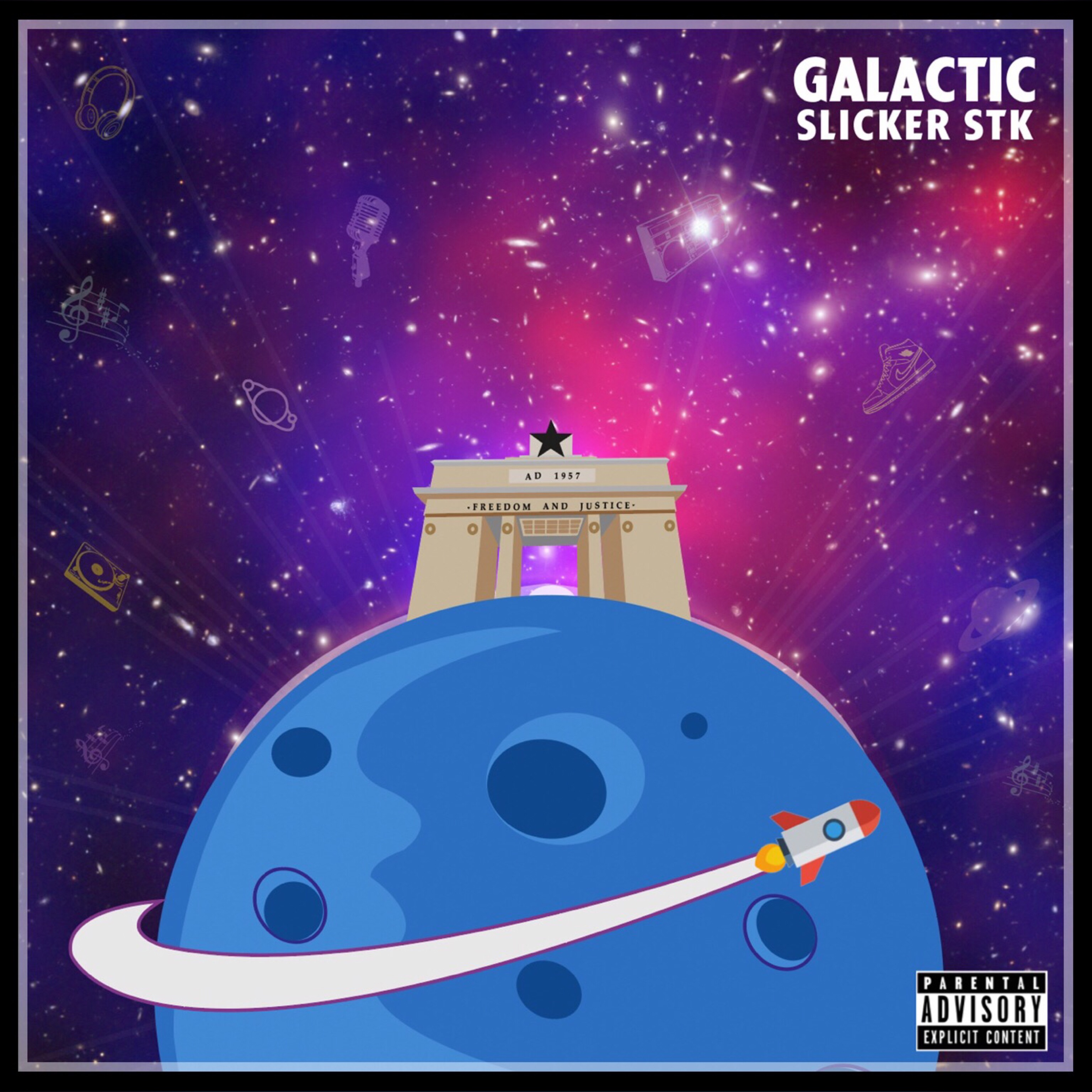Galactic EP Front