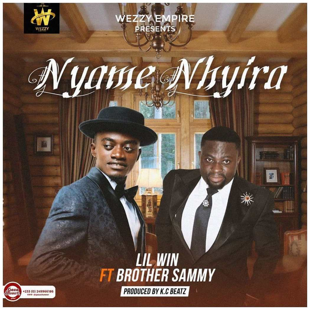 Lil Win – Nyame Nhyira ft Brother Sammy Prod