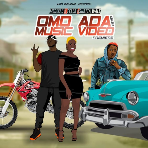Medikal – Omo Ada Remix ft