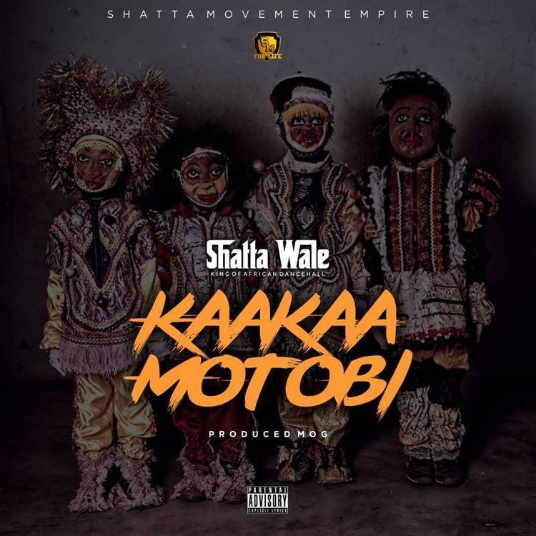 Shatta Wale Kaakaamotobi