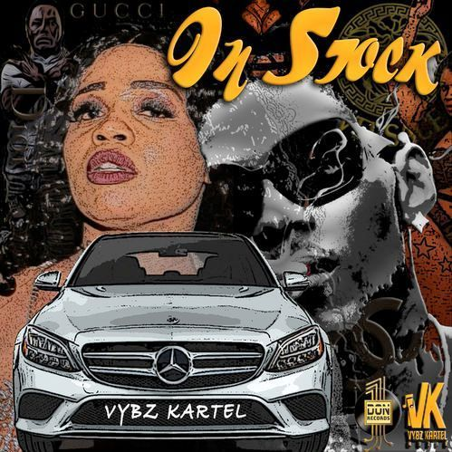 Vybz Kartel In Stock