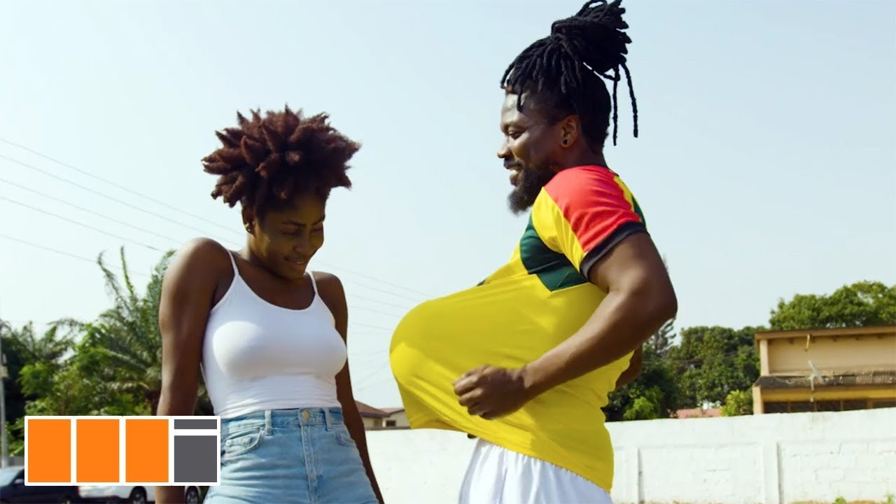 samini rainbow official video