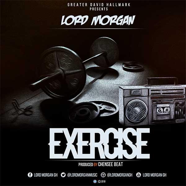 LORD MORGAN EXERCISE ARTWORK