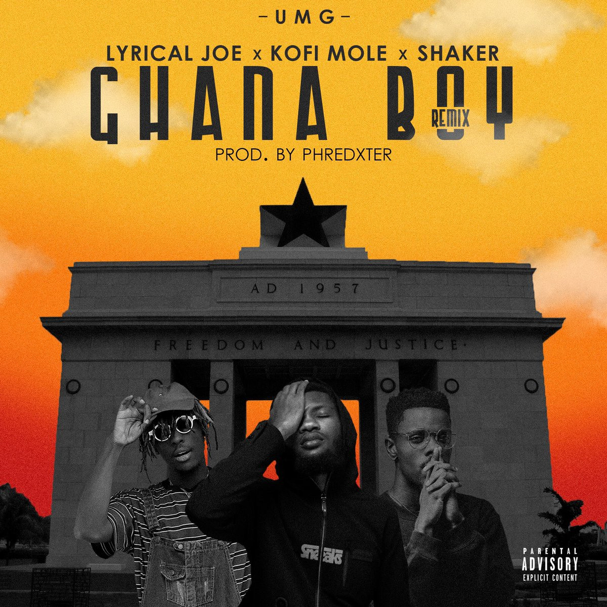 Lyrical joe shaker mole