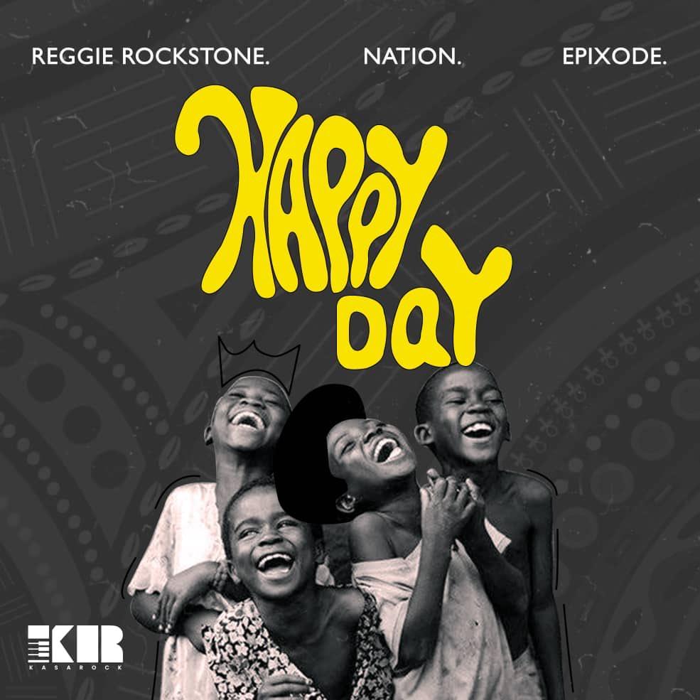 Reggie rockstone happyday