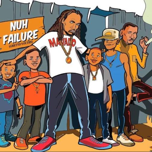 Mavado – Nuh Failure