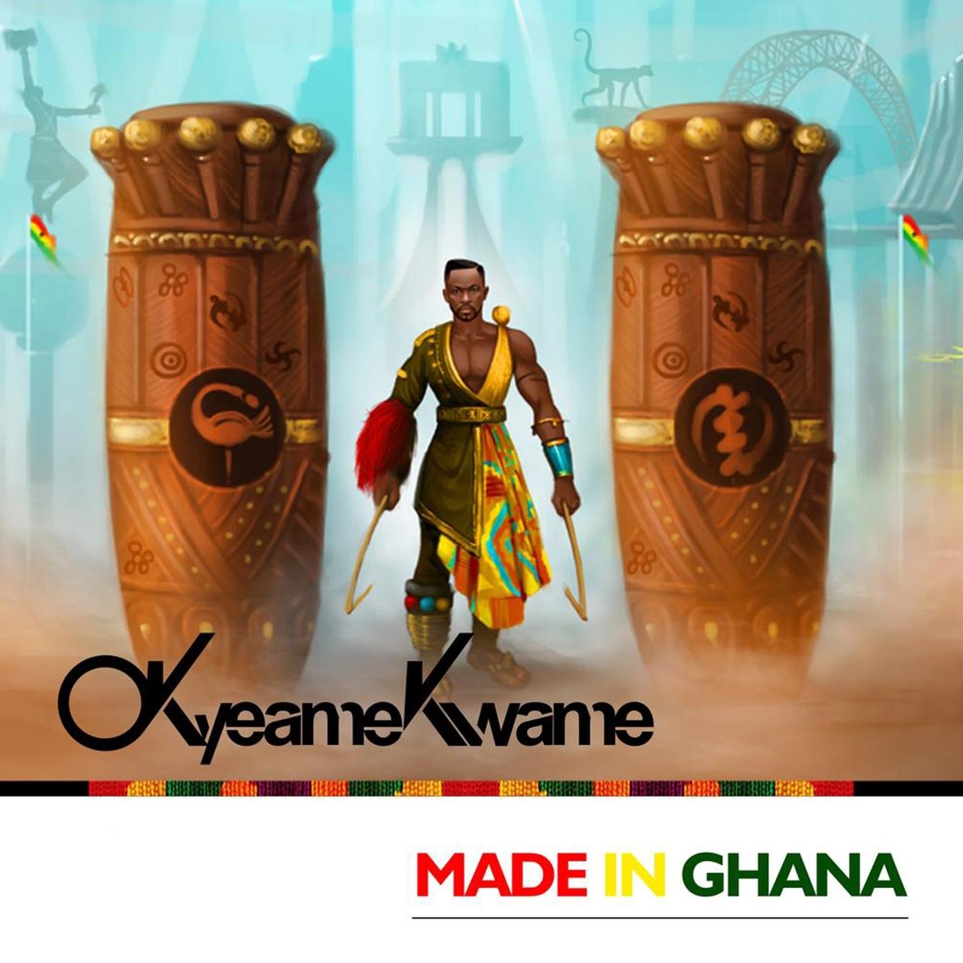 Okyeame Kwame Madeingh