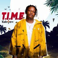 KelvynBoy Time cover