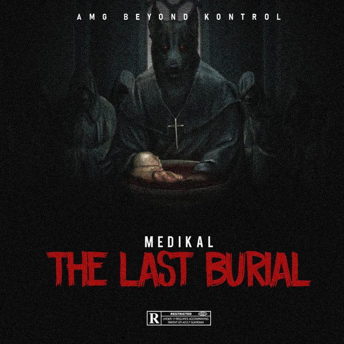 Medikal Last Burial Cover Art
