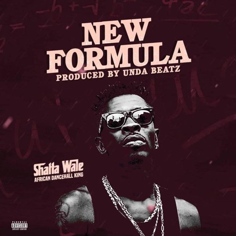 Shatta Wale – New Formula Prod by Unda Beat
