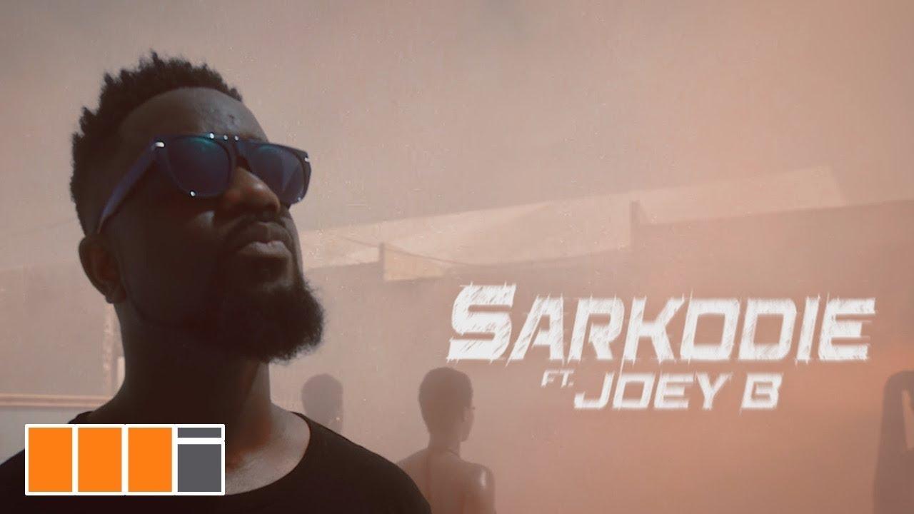 sarkodie legend ft joey b offici