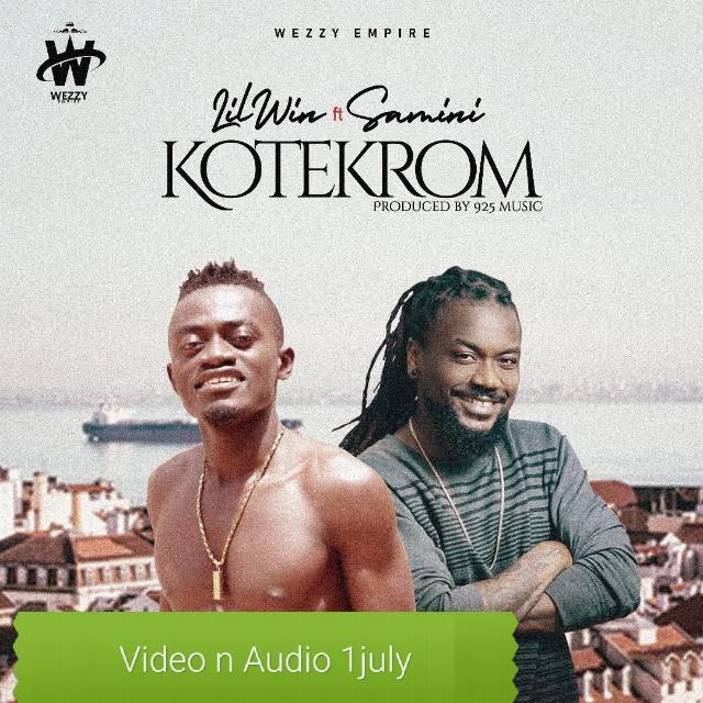 LilWin Kote Krom ft Samini Prod by  Music