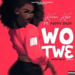 Kwaw Kese of Madtime entertainment features Pappy KoJo on this lovely Hip-hop banger titled WO TW3. Wo tw3 was produced by Skonti.