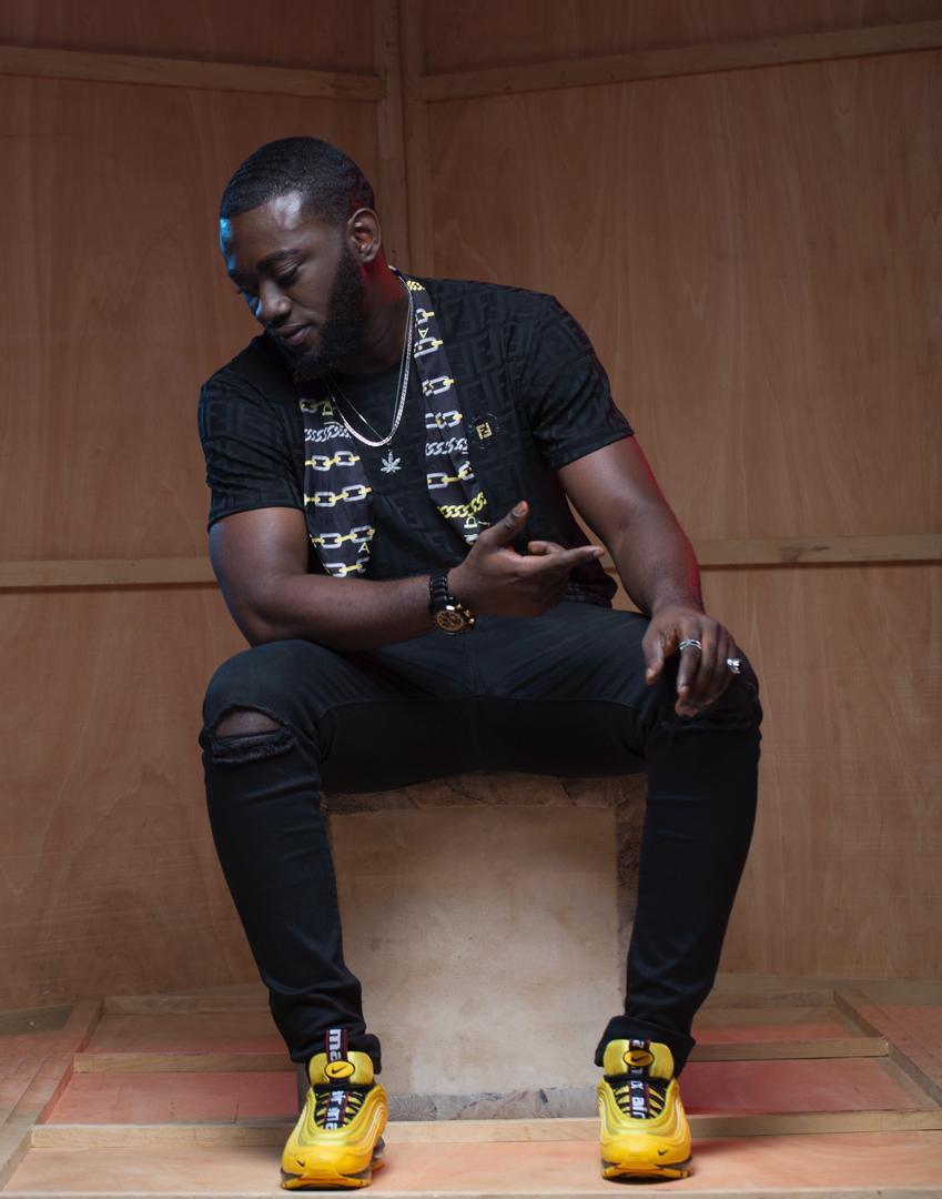 """Mitch"""" Emerging Ghanaian Artiste"""