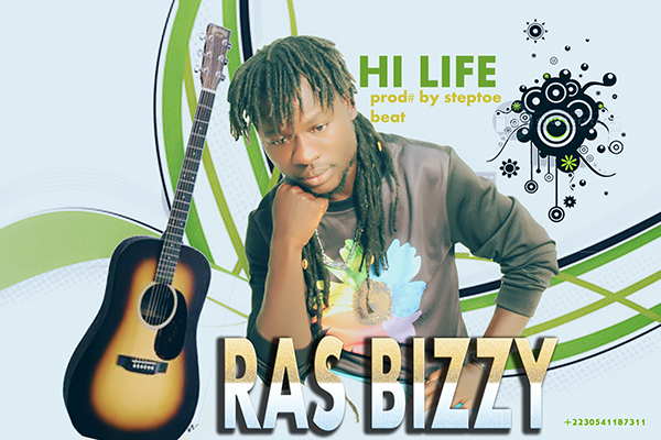 Ras Bizzy - Hi Life (Prod. By Steptoe Beat)