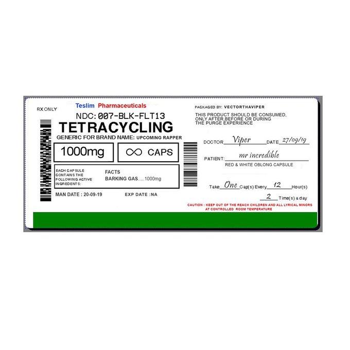 Vector – Tetracycling (M.I Abaga Diss)