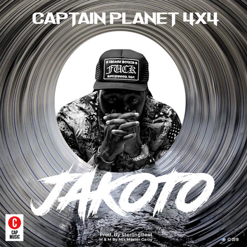 Captain Planet (4x4) - Jakoto (Prod by SterlingBeat Mixed by MasterGarzy)