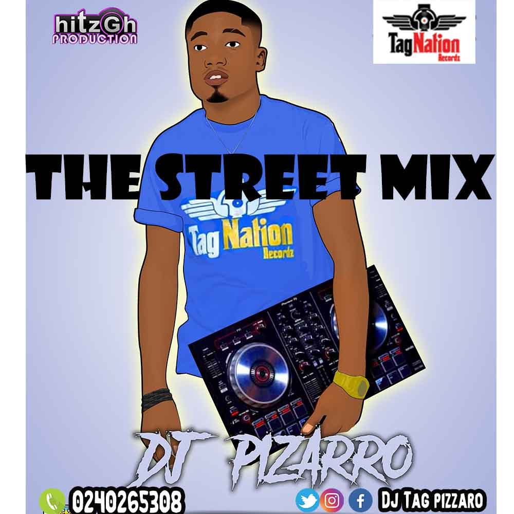 DJ Pizzaro - The Street Mix