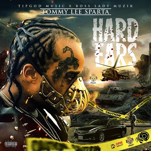 Tommy Lee Sparta – Hard Ears
