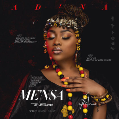 Adina – Me'Nsa (Prod. by B2)
