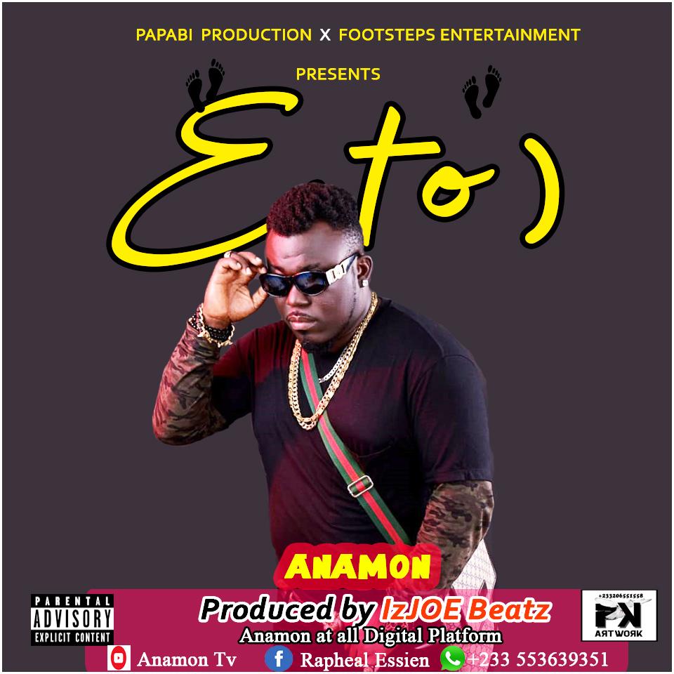 Anamon - 3to) (Prod by IzJOE Beatz)
