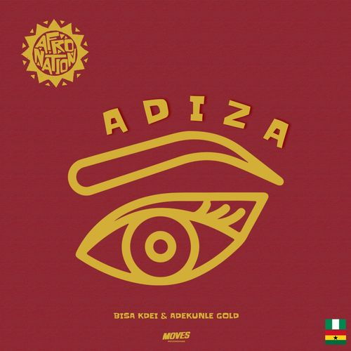 Bisa Kdei – Adiza Ft. Adekunle Gold (Prod. By Apya)