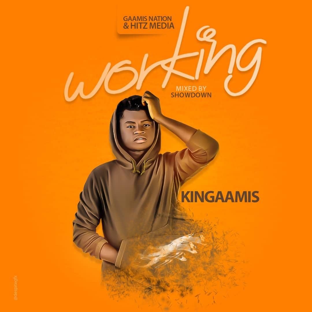 Kingaamis - Working (Mixed by Showdown)
