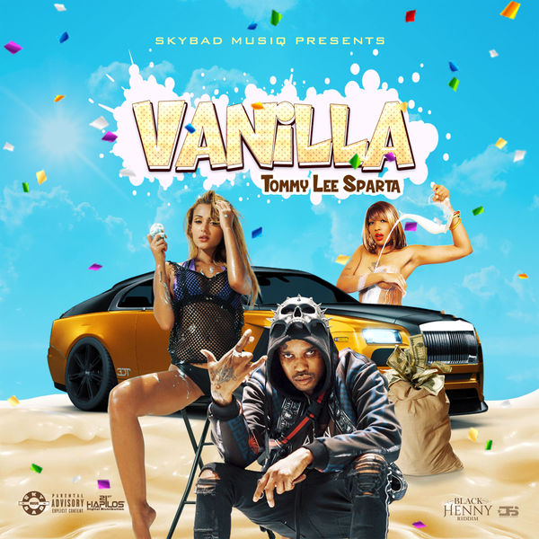 Tommy Lee Sparta - Vanilla (Prod. By Skybad MusiQ)