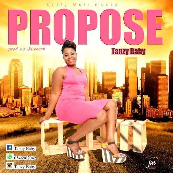 Tanzy Baby - Propose (Prod. by Jewnart)