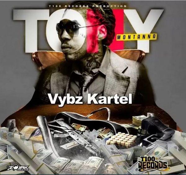 Vybz Kartel – Tony Monta