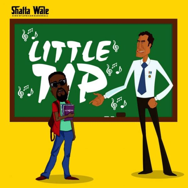 Shatta Wale – Little Tip (Sarkodie Diss)(Prod. by Paq)