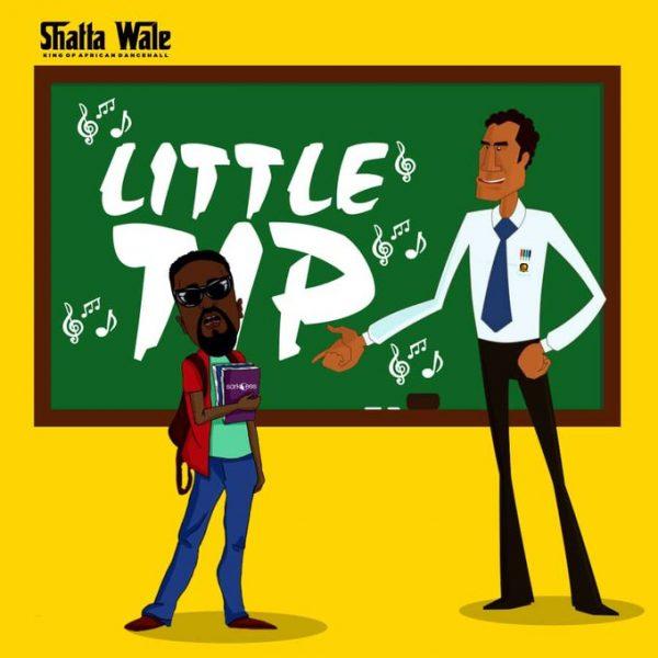 Shatta Wale – Little Tip (Sarkodie Diss)(Prod. by Paq)