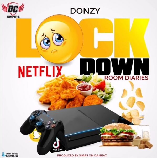 Donzy – Lock Down (Room Diaries)