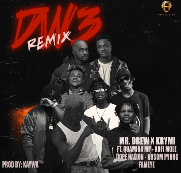 Mr Drew x Krymi Dw3 (Remix)