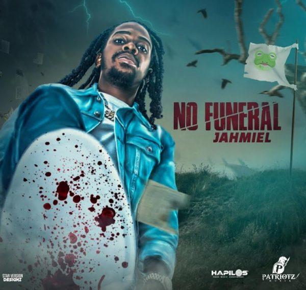 Jahmiel - No Funeral (Chronic Law Diss)