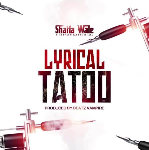 Shatta Wale - Lyrical Tattoo
