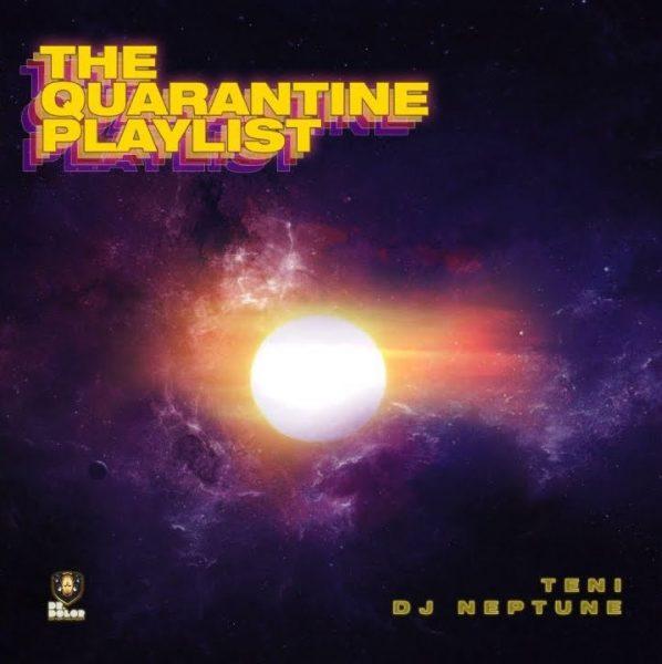 Teni Mine DJ Neptune