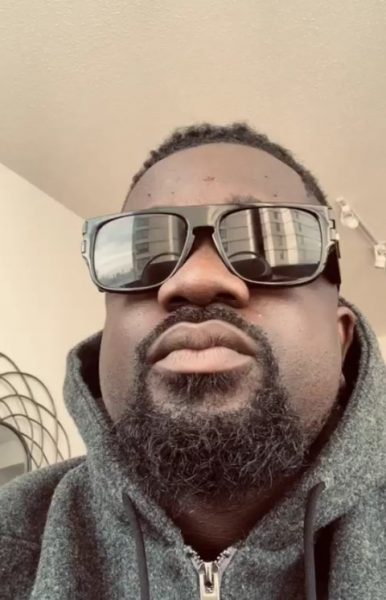 Sarkodie Goes Hard On The New Hip-hop Beat By Appietus