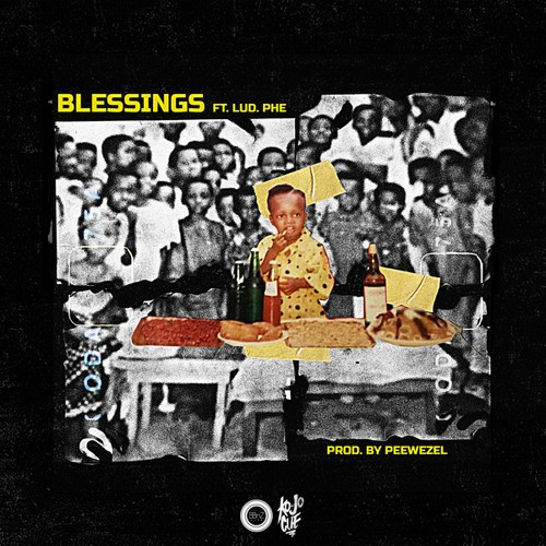 Ko-Jo Cue – Blessings