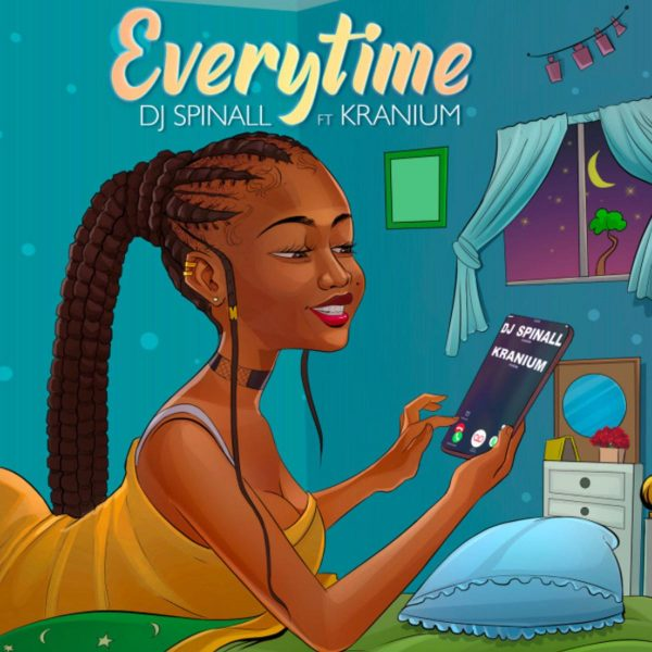 DJ Spinall Everytime Kranium